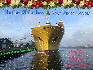 "MV ""Happy Dover"""